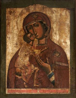 Феодоровская икона Богородицы