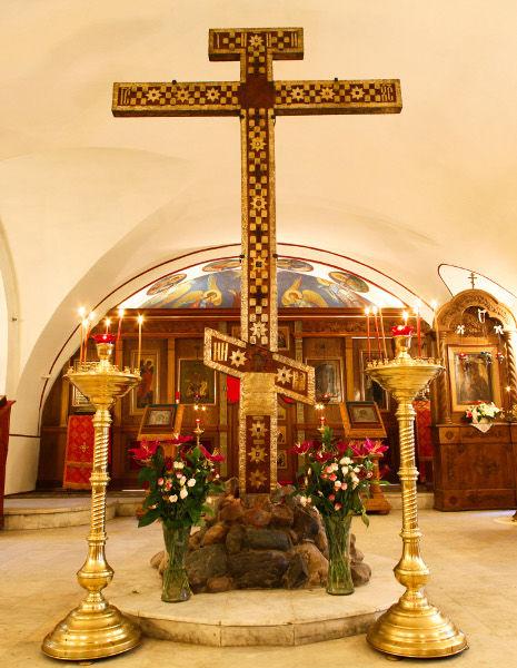 Кийский Крест в храме