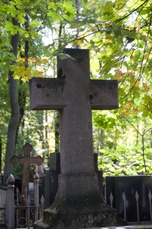 2012-09-29 Activity Vvedenskoye-cemetery Pilgrimage 011