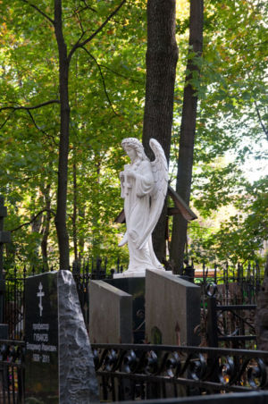 2012-09-29 Activity Vvedenskoye-cemetery Pilgrimage 013