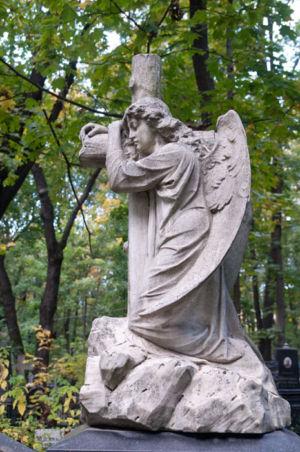 2012-09-29 Activity Vvedenskoye-cemetery Pilgrimage 016
