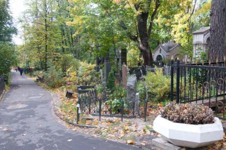 2012-09-29 Activity Vvedenskoye-cemetery Pilgrimage 023