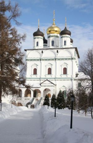 2013-02-06 Activity Iosifo-volotsk-monastery Pilgrimage Web 006