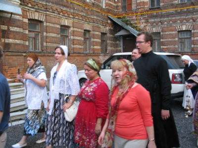 2014-08-14 Service Holy-cross-procession-feast 003