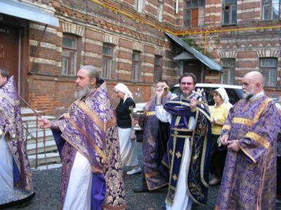 2014-08-14 Service Holy-cross-procession-feast 004