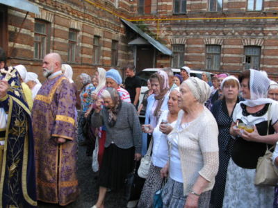 2014-08-14 Service Holy-cross-procession-feast 005