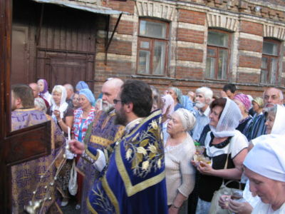 2014-08-14 Service Holy-cross-procession-feast 009