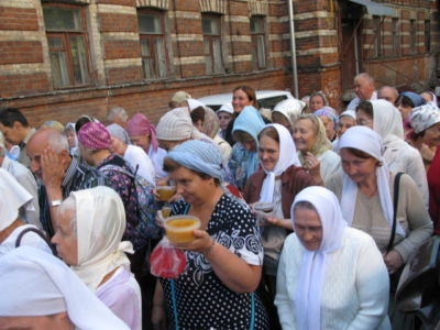 2014-08-14 Service Holy-cross-procession-feast 011