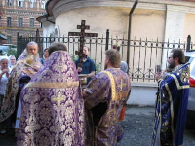 2014-08-14 Service Holy-cross-procession-feast 014