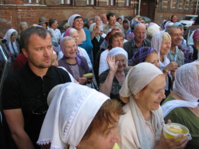 2014-08-14 Service Holy-cross-procession-feast 016
