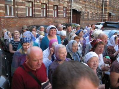 2014-08-14 Service Holy-cross-procession-feast 017