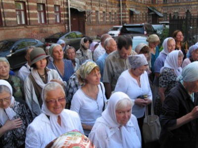 2014-08-14 Service Holy-cross-procession-feast 019
