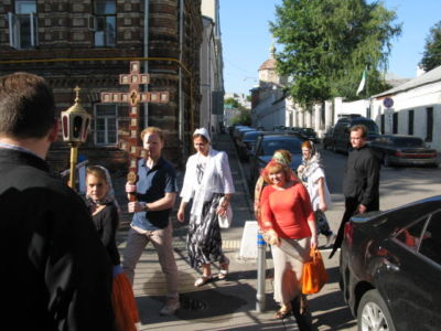 2014-08-14 Service Holy-cross-procession-feast 020