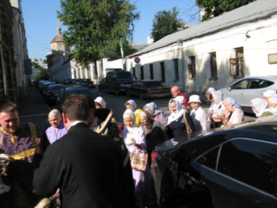 2014-08-14 Service Holy-cross-procession-feast 021