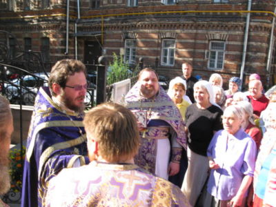 2014-08-14 Service Holy-cross-procession-feast 022