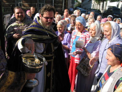 2014-08-14 Service Holy-cross-procession-feast 026
