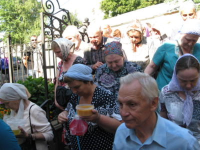 2014-08-14 Service Holy-cross-procession-feast 029