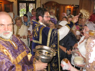 2014-08-14 Service Holy-cross-procession-feast 031