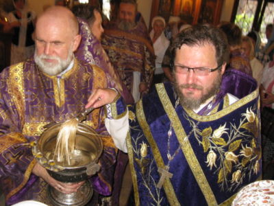 2014-08-14 Service Holy-cross-procession-feast 032