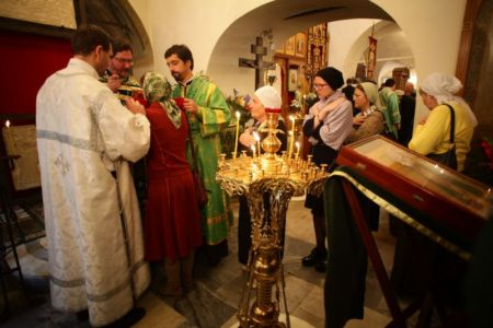 2015-10-11 Service Mitr-arseny-of-istra Liturgy Photo-nikitin Web 059