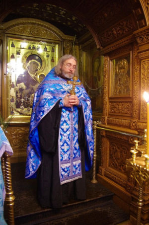 2016-01-15 Service Iverskaya-chapel-akafist 002