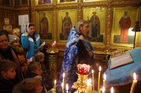 2016-01-15 Service Iverskaya-chapel-akafist 004