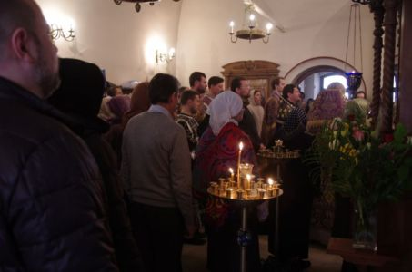 2016-03-20 Service Feast-of-orthodoxy Liturgy Web 011
