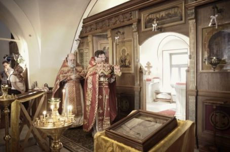 2016-07-03 Service All-russian-saints-day 014