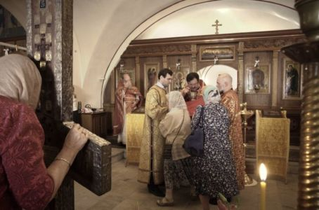 2016-07-03 Service All-russian-saints-day 019