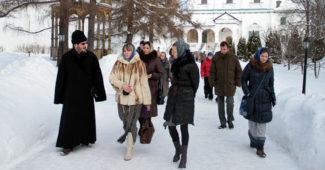 Паломничество в Иосифо-Волоцкий монастырь.