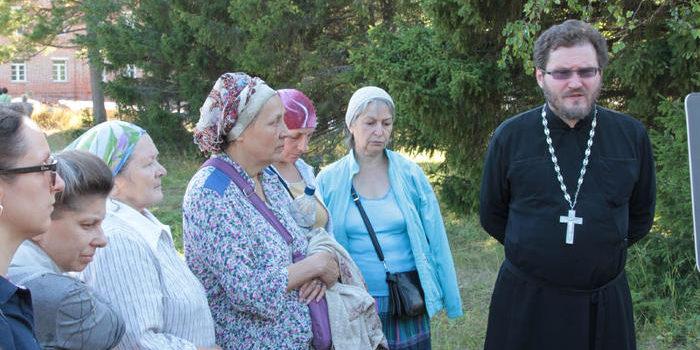 Паломничество на Соловки (2013)