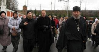 Паломничество в Коломну (2013).