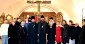 Высокие паломники из Архангельска