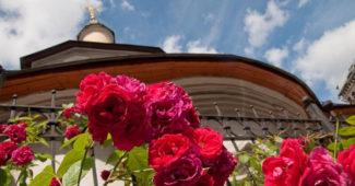 Малый престольный праздник в День всех русских святых (2014)