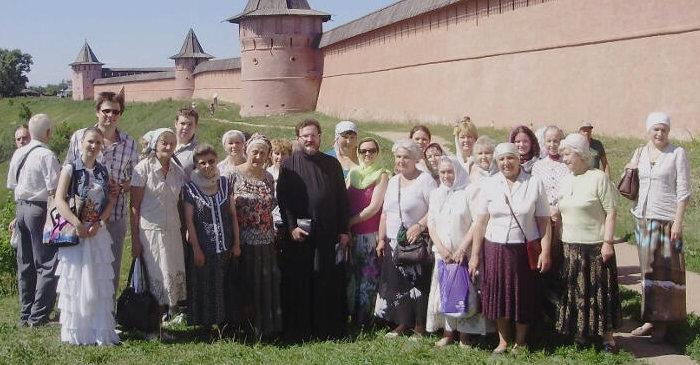 Паломническая поездка в Суздаль (2014)
