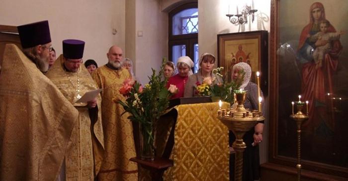 Литургия в день памяти святителя Николая