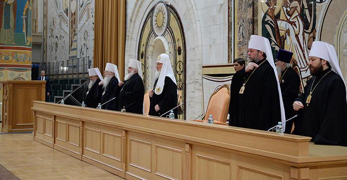 Епархиальное собрание (2015)