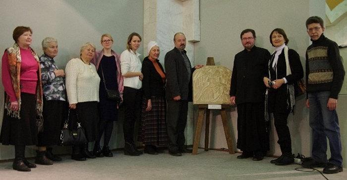 Выставка «Современные иконописцы России»