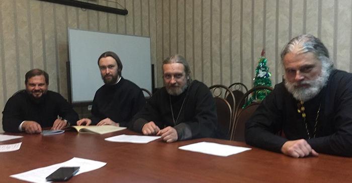 Встреча методистов