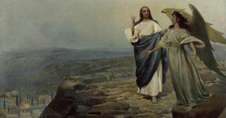 Искушение Христа диаволом