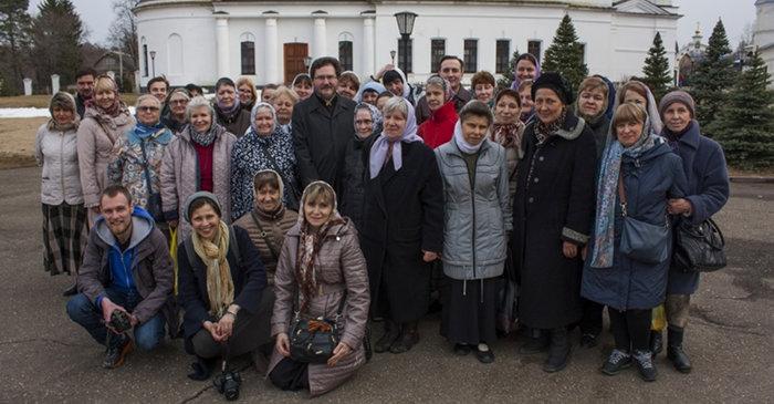 Паломничество в Александров, Стефано-Махрищский монастырь и Зосимову пустынь