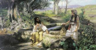 Семирадский Г. Христос и самарянка